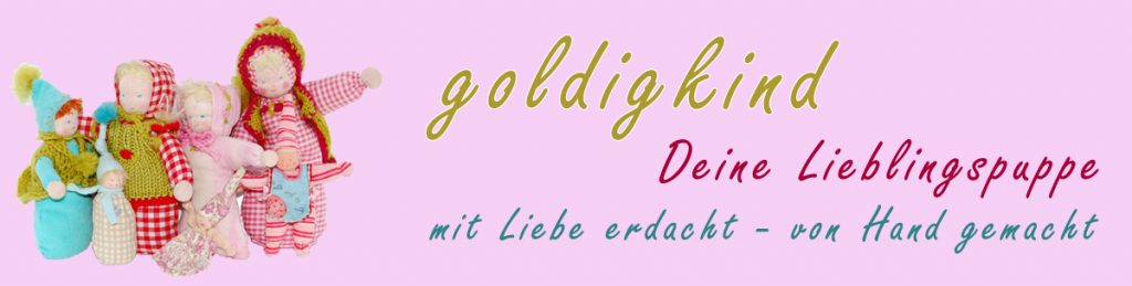 goldigkind - Deine Lieblingspuppe