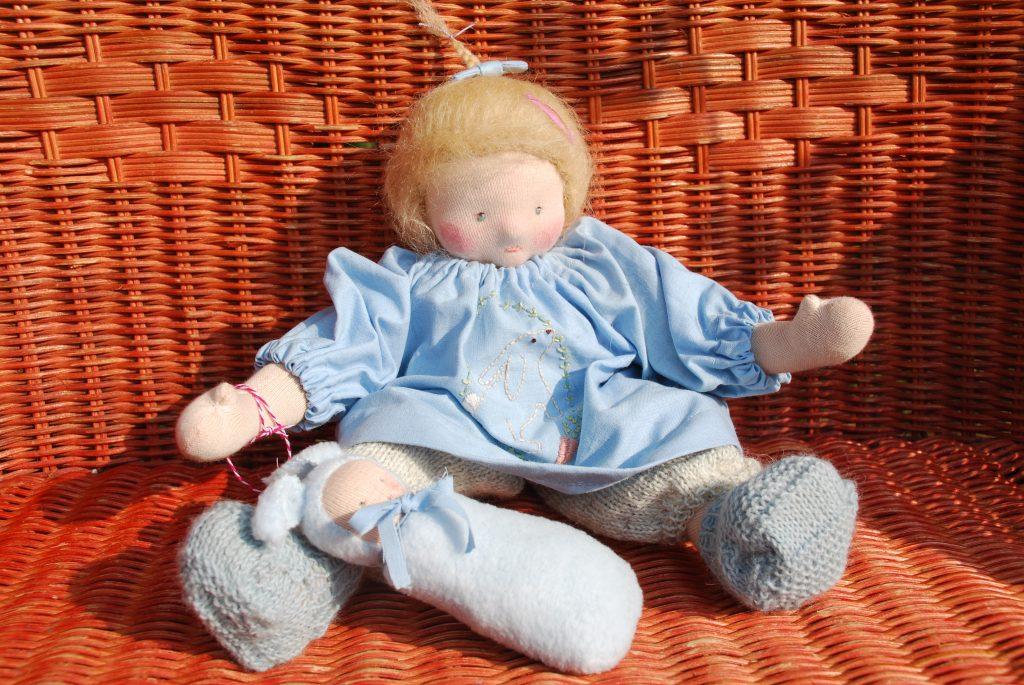 Babypuppe BABY-BO